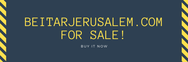 Buy BeitarJerusalem.com